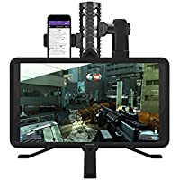 GAEMS Rail System Satellite Monitor Stand
