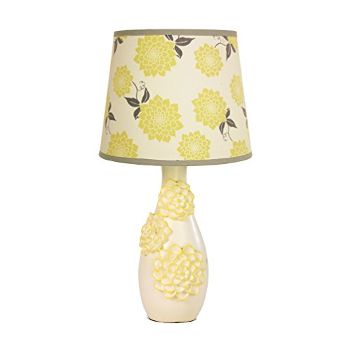 (Stella Lamp Base & Shade by The Peanut Shell)