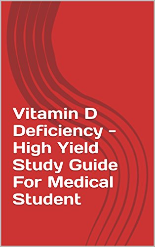 Vitamin D Deficiency - High Yield Study Guide For Medical Students