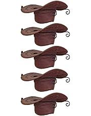 Queens DIY Steel Cowboy Hat Rack Cowboy Hat Holder Coyboy Hat Organizer (5)