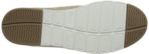 Sioux Feros 27832 - Botas de cuero para unisex-adultos Gris (Grau (hemp))