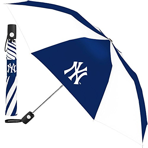 McArthur Sports- MLB Auto Fold Umbrella