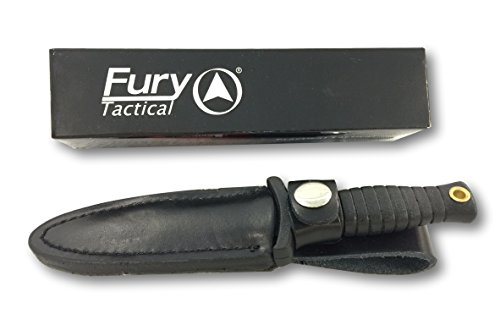 Fury Tactical 7-Inch Boot Knife