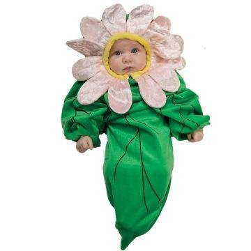 Baby Daisy Flower Costume (Infant Haloween Costume)
