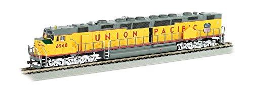 Bachmann Industries Union Pacific #6940 EMD DD40 AX Centennial Diesel Locomotive - Ho Scale Number Board