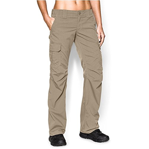 Under Armour Women's Tactical Patrol Pant, Desert Sand/Desert Sand, 12