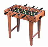 FiNeWaY@ LIVIVO Large Deluxe Free Standing Soccer Football Table Game With Legs - Family Game Size...