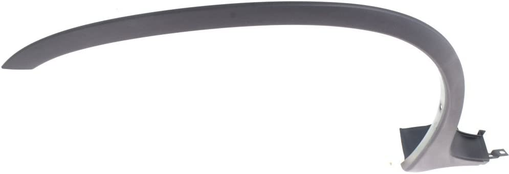 Fender Trim for for BMW X5 2000-2006 Set of 2 Textured Black Front Left or Right Side
