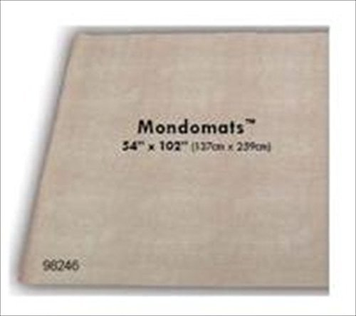 Chessex Mondomat Double-Sided Reversible Role Playing Play Mat, 54 x 102 Inches