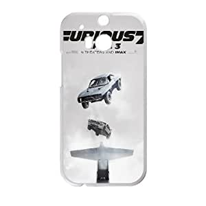 The Fast and the Furious HTC One M8Phone Case Black white Gift Holiday &Christmas Gifts& cell phone cases clear &phone cases protective&fashion cell phone cases NYRGG69703904