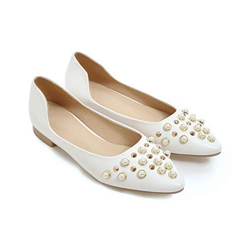36 Sandales DGU00680 Compensées 5 Blanc Blanc Femme AN 4SwY8