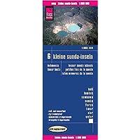 Reise Know-How Landkarte Kleine Sunda-Inseln (1:800.000) - Bali, Lombok, Sumbawa, Sumba, Flores, Timor, Alor, Wetar -  Karte Indonesien 6: world mapping project