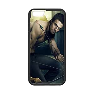 iPhone 6 Plus 5.5 Inch Cell Phone Case Black Oliver Queen Green Arrow VIU989539