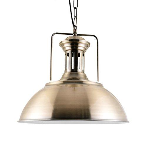 Antique Bowl Pendant Lighting in US - 9