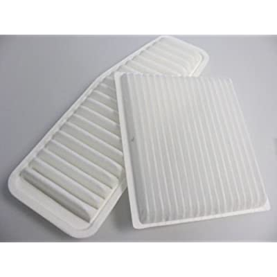 F1AUTO FA5398+FC38188 ENGINE & CABIN AIR FILTER: Automotive