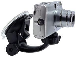 Arkon Windshield or Dash Camera Car Mount for Sony JVC and Other Digital Cameras by Arkon