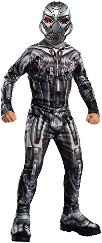 Ultron Costume (Rubie's Costume Avengers 2 Age of Ultron Child's Ultron Costume, Large)