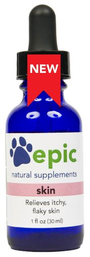 Skin by Epic Pet Health (Dropper, 1 ounce), My Pet Supplies