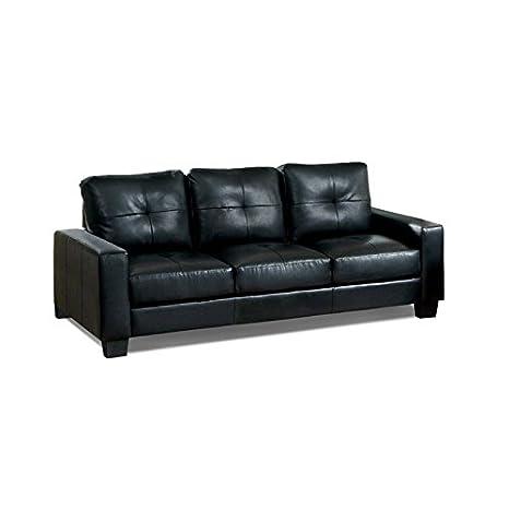 Amazon.com: Muebles de América Guave modernos Tufted sofá de ...