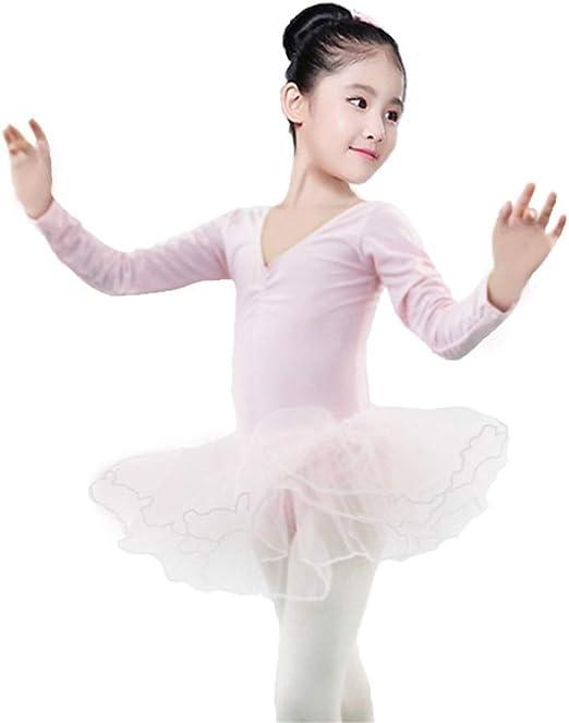 Faldas de danza para niña, Equipo de Niñas Básico Baile de Manga ...