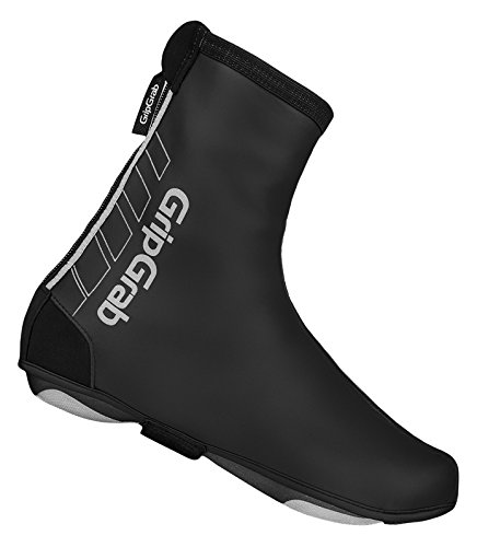 GripGrab M2001 Orca - Funda protectora para zapatos negro - negro