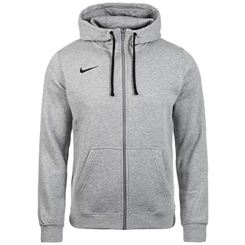 noir Sweat noir Nike Flc Club19 Dk M Fz Capuche Homme À Grey dark Heather Grey Steel Tm AaxZZXnTqw
