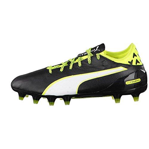 Jaune Chaussures Foot 2 blanc Fg Homme De Evotouch Pour Noir scurit Puma nPXxtpf