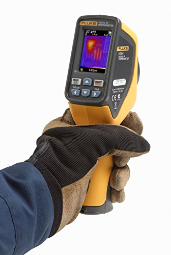 Fluke VT04 Infrared Imager with Soft Carrying Case