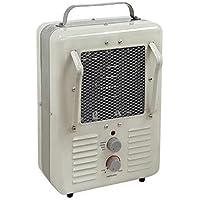 Comfort Zone CZ-792 Deluxe Milkhouse Utility Heater (Grey)