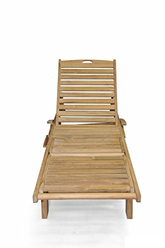 Amazon Com Eco Friendly Furnishings 80 Natural Teak Outdoor Patio