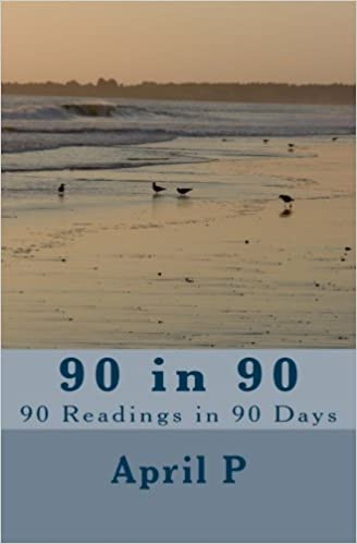 Book 90 in 90: 90 Readings in 90 Days