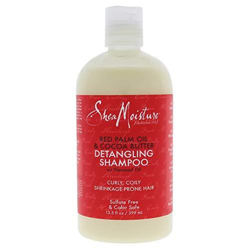(Shea Moisture Detangling Shampoo, 13.5 ounces)
