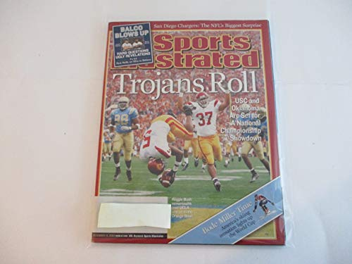 DECEMBER 13, 2004 SPORTS ILLUSTRATED FEATURING REGGIE BUSH OF THE USC TROJANS *TROJANS ROLL -USC AND OKLAHOMA ARE SET FOR A NATIONAL CHAMPION SHOWDOWN* *SAN DIEGO CHARGERS: THE NFL