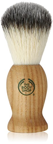 Shaving Shop (The Body Shop Men's Synthetic Shaving Brush)