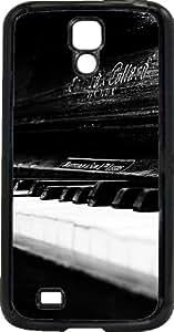 funda rigida cover for Samsung Galaxy S4 vintage classic old piano