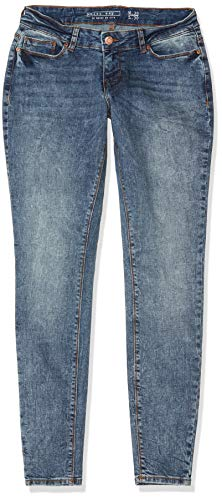 Blue Blu Slim Noisy Light Jeans Denim May Donna Denim light 7xqIgqYS