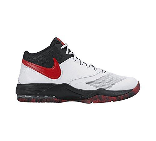 US White Shoe Men's Grey M 8 Basketball Size Emergent Red NIKE Max Air Black University Dark FYZXwWq