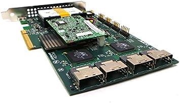 LSI 3Ware 9650SE-16 SATA PCI-E x8 16 Port RAID Controller w// Battery