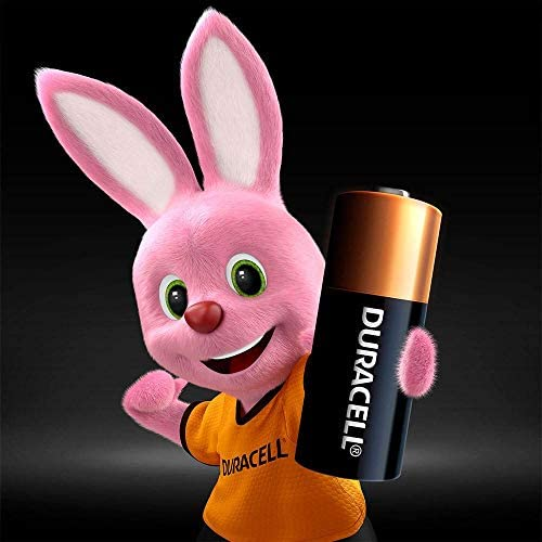Duracell - 21/23 Alkaline Batteries - lengthy lasting, 12 Volt area of expertise battery for family and industry - 1 rely