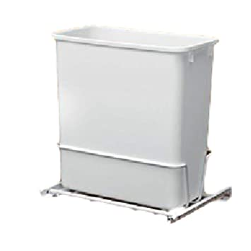 Amazon.com: STS SUPPLIES LTD Under Sink Trash Can Cabinet Pull Out on under sink pull out drawer, under sink organizer kitchen, under sink organization, under sink water filter system, under sink storage shelves,