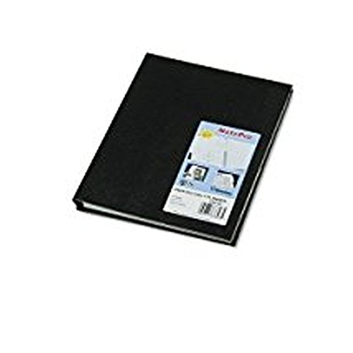 Notepro Undated Daily Planner (NotePro Undated Daily Planner, 9-1/4 x 7-1/4, Black)