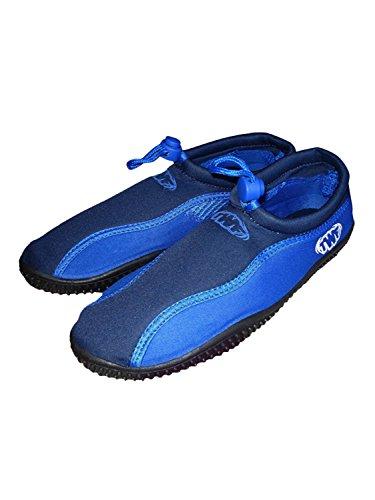 TWF playa zapatos azul