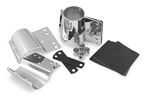 National Cycle Wide Frame - National Cycle Heavy Duty Mount Kit for Harley Davidson 1980-2014 Wide Frame Wi - One Size