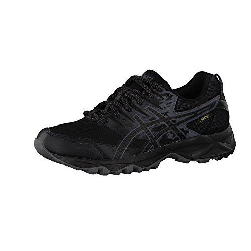 Asics Gel-Sonoma 3 G-Tx, Zapatillas de Gimnasia para Mujer Negro (Black/onyx/carbon)