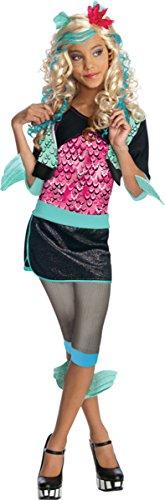 Rubie's Big Girl's Mh Lagoona Blue Costume Large -