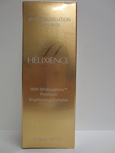 HELIABRINE HELIXIENCE BODY MILK MOISTURIZER 200ml. It's The BEST Natural ANTI AGEING Body Moisturizer Contains Whitesphere™ Premium, Pure Silk Extract, Ribran oil, Plant Glycerin. For The Most Effective, Anti Brown Spots & Anti-Ageing Body Cream On The Market. This Anti-Ageing Body Moisturizer Will Dramatically Decrease The Signs Of Ageing For An incredibly Youthful & Healthy Glow. Guaranteed! For Sale