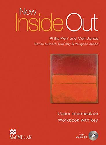 New Inside Out: Upper-Intermediate / Workbook with Audio-CD and Key