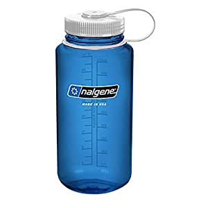 nalgene tritan wide mouth 32oz bpa free water bottle sports outdoors. Black Bedroom Furniture Sets. Home Design Ideas