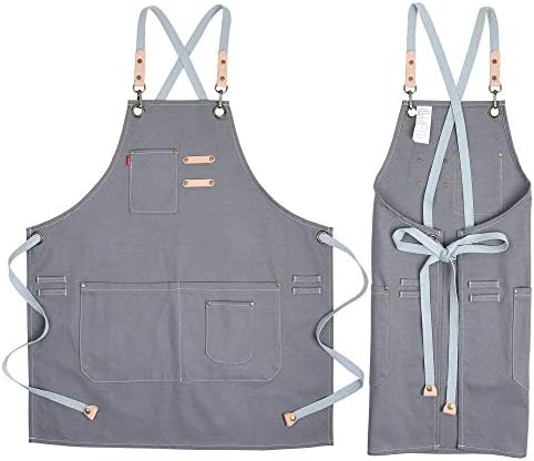 COOLYOUTH Cotton Apron Aprons Adjustable