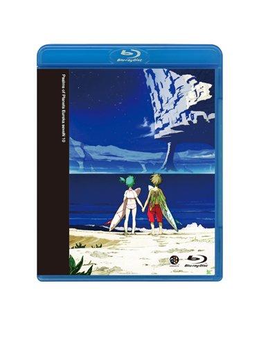 Psalms of Planets Eureka Seven (Koukyoushihen Eureka Seven) Vol.10 [Blu-ray]